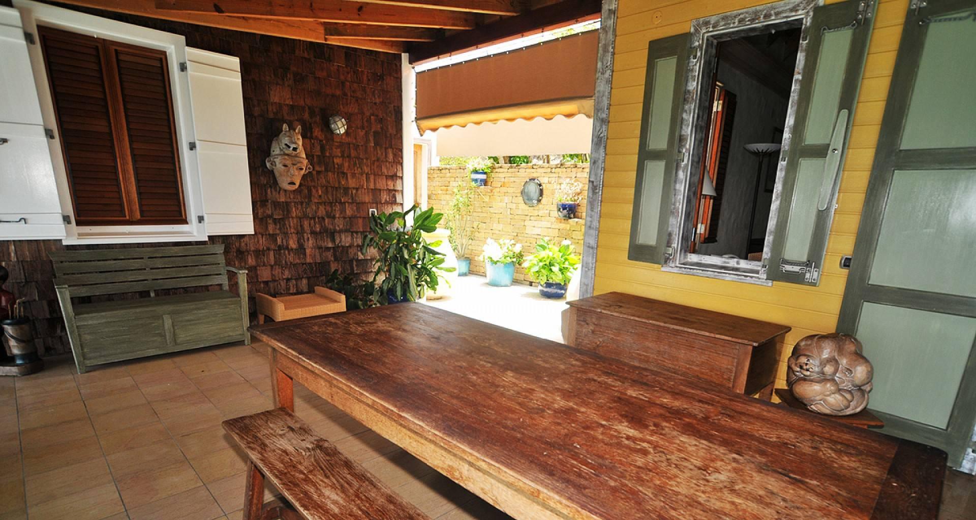 Villa Hurakan Kitchen