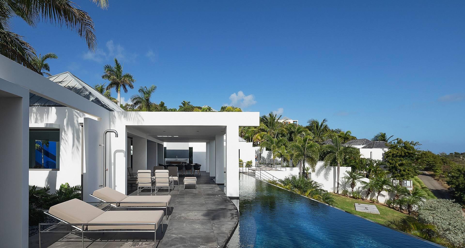 Villa Nirvana Outside